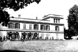 La maison des Cartières à l'origine