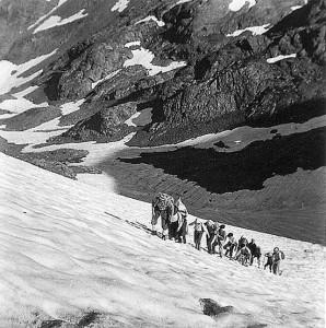 Camps de vacances à la montagne