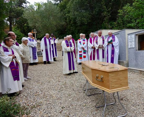 Le Père Louis Marie-Moreau nous a quitté