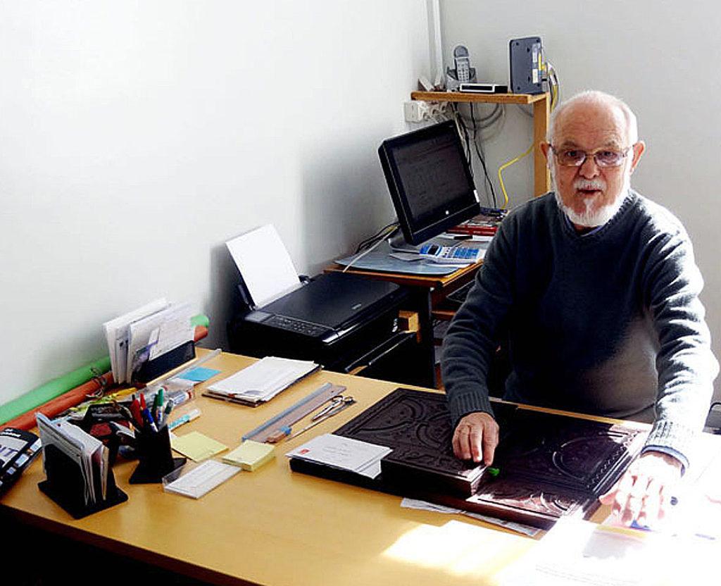 Père Michel Bertoneau