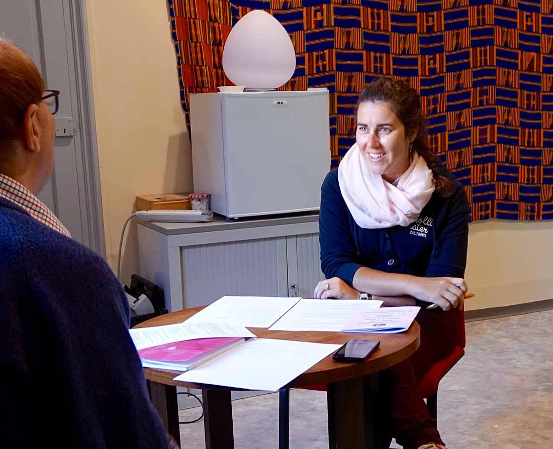 Laure Charrier - SMA -Lyon
