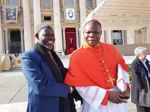 Cardinal - CentrAfrique