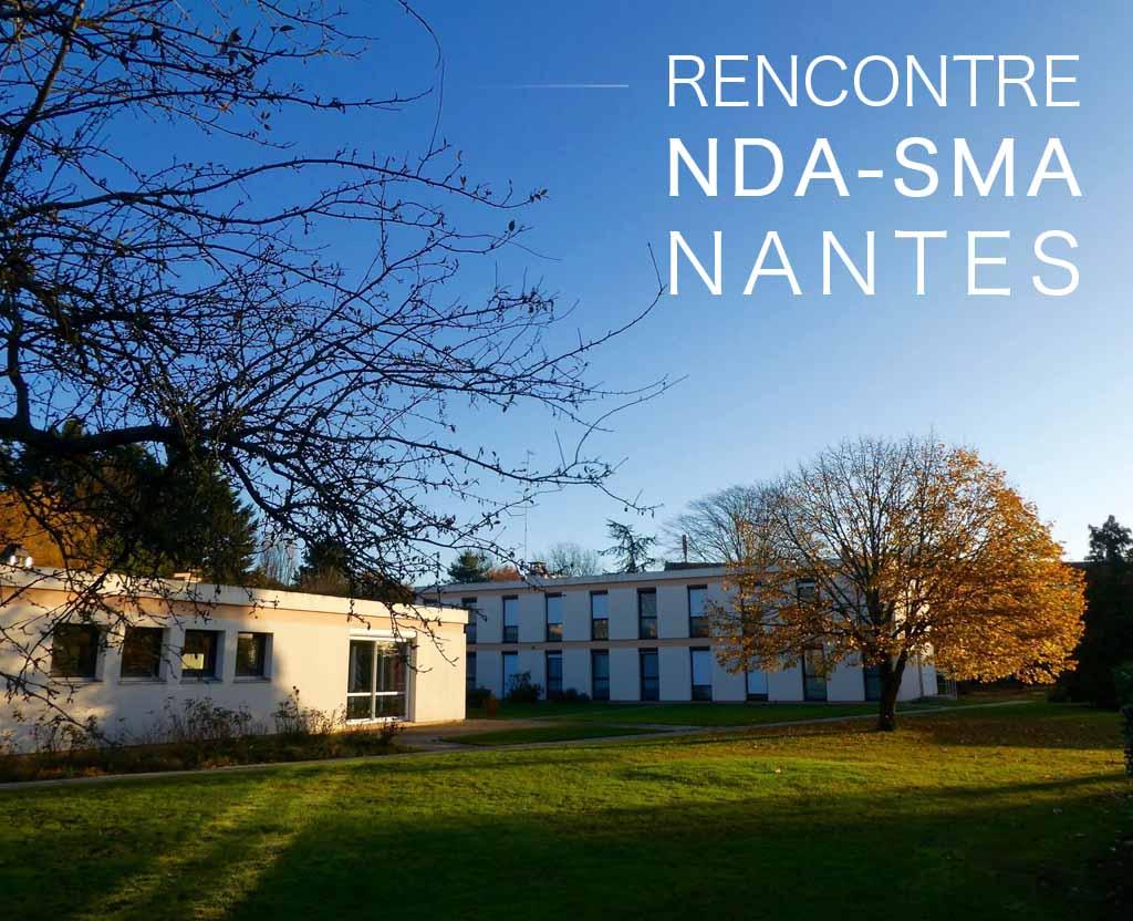 Rencontre NDA-SMA à Nantes