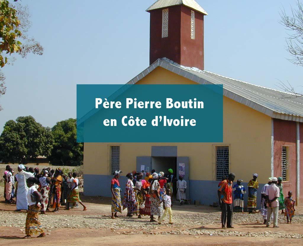 Eglise - Afrique - korhogo