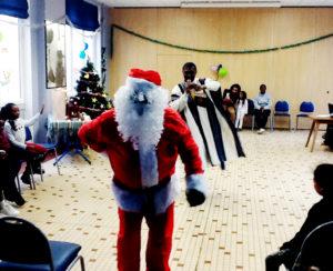 Père Noël - Carrefour Cultures Africaines