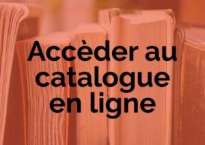 Accès catalogue bibliothèque africaine