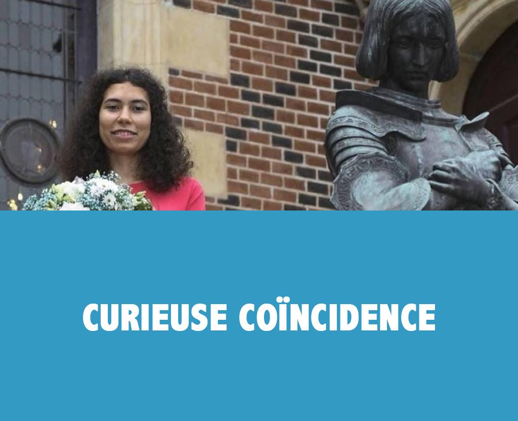 Curieuse coïncidence