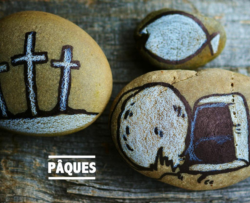 Cailloux - Pâques