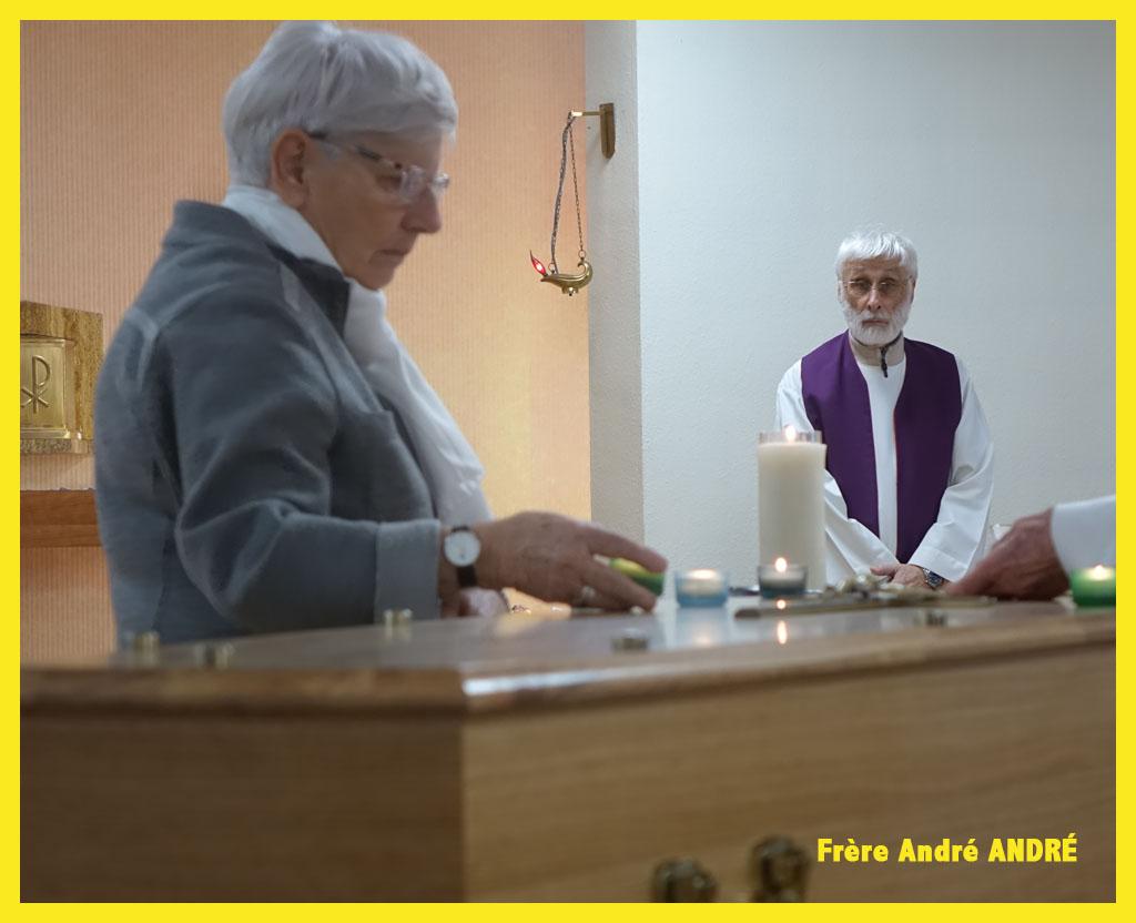 Funérailles du Frère André ANDRE