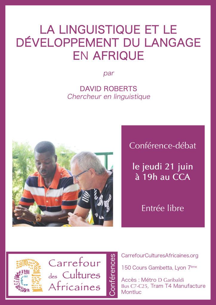 Conférence David Roberts