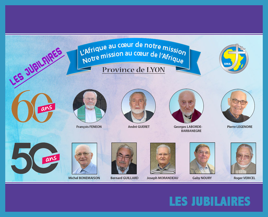 jubilaires 2018