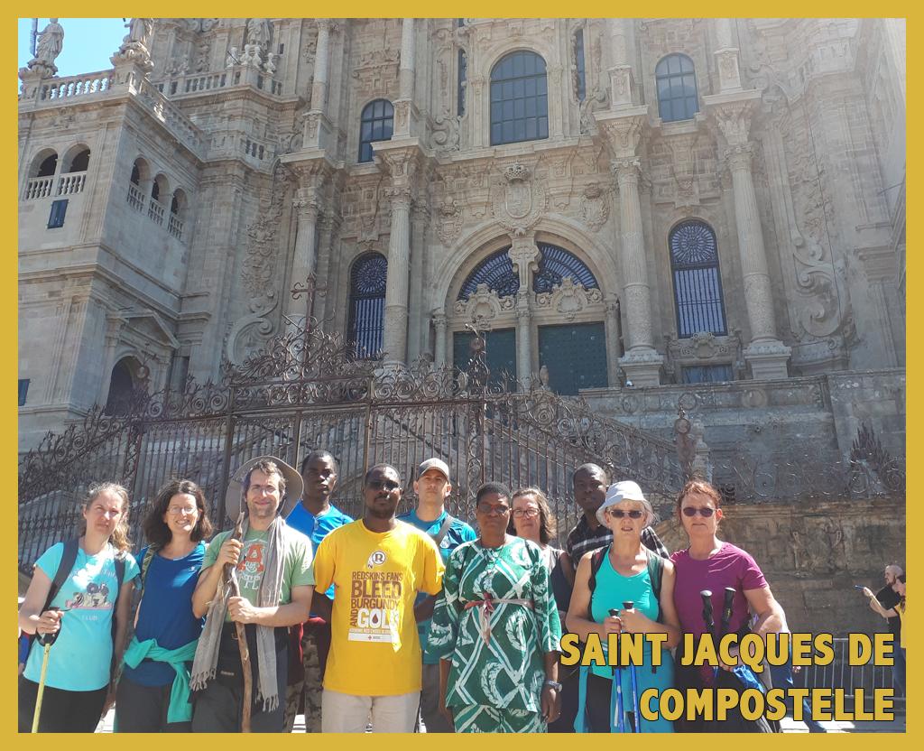 Le pèlerinage de Saint Jacques-de-Compostelle avec les Missions Africaines, quel message d'espérance ?