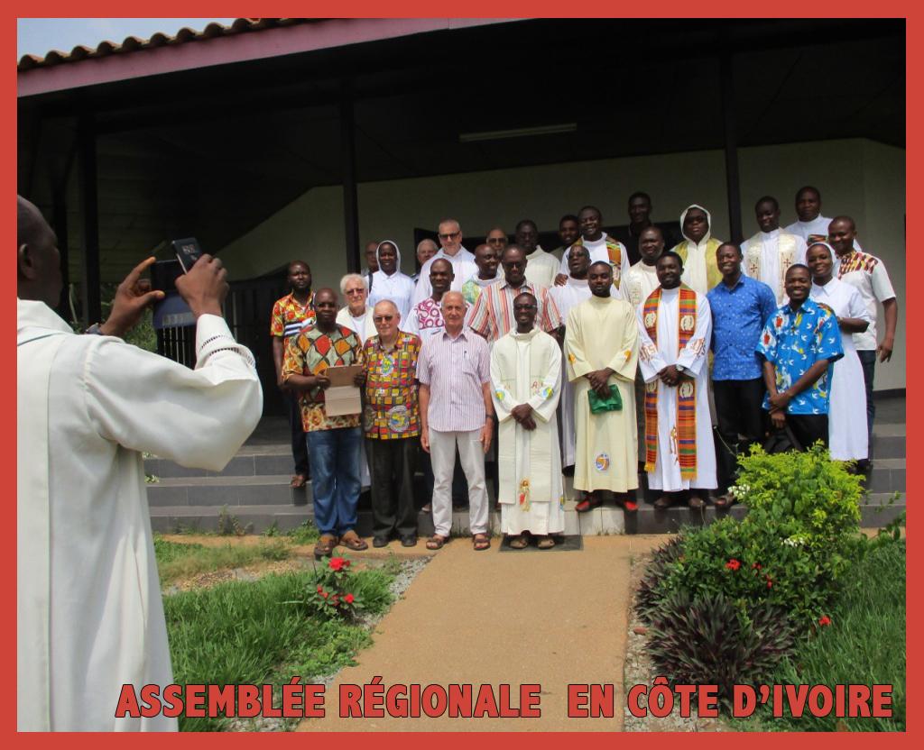 Assemblée régionale SMA de Côte-d'Ivoire