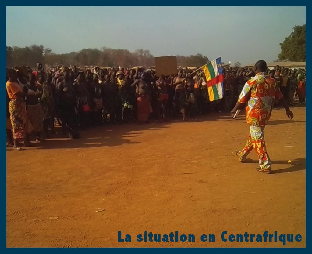 Centrafrique – Évaluation de la situation socio-sécuritaire de Batangafo – Novembre 2018