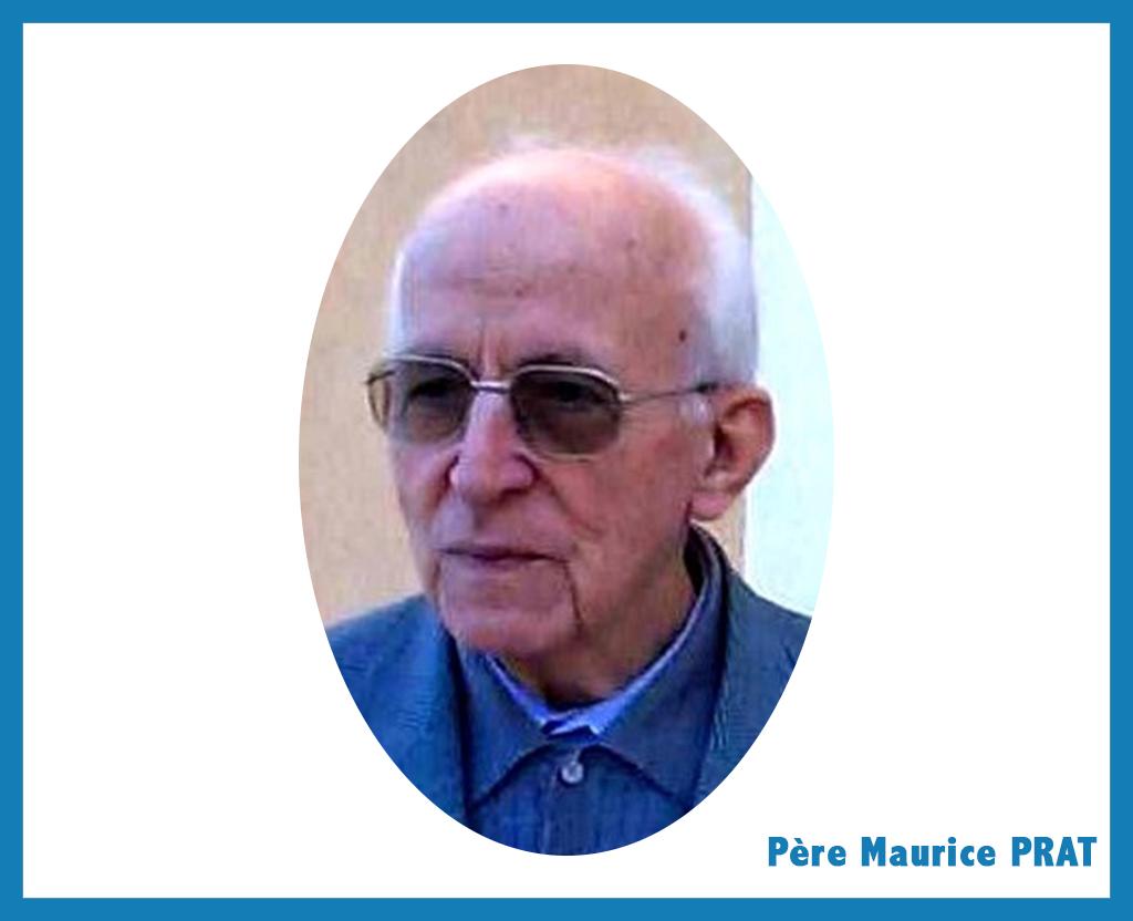 Décès du Père Maurice Prat – 1928-2018