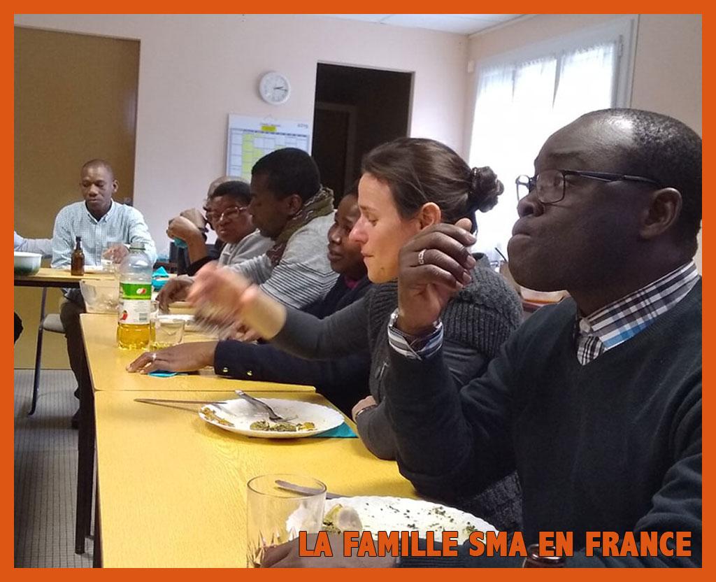 Les jeunes de la grande famille SMA réunis à Nantes