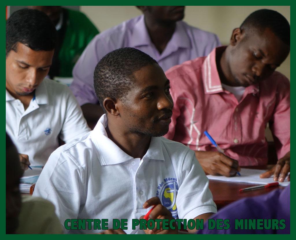 En Côte d'Ivoire, l'ICMA ouvre un centre de protection des mineurs