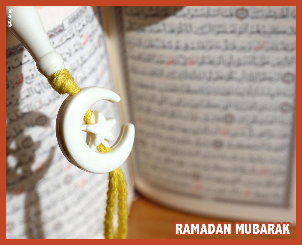 Ramadan Mubarak – Belle fête à tous les musulmans !