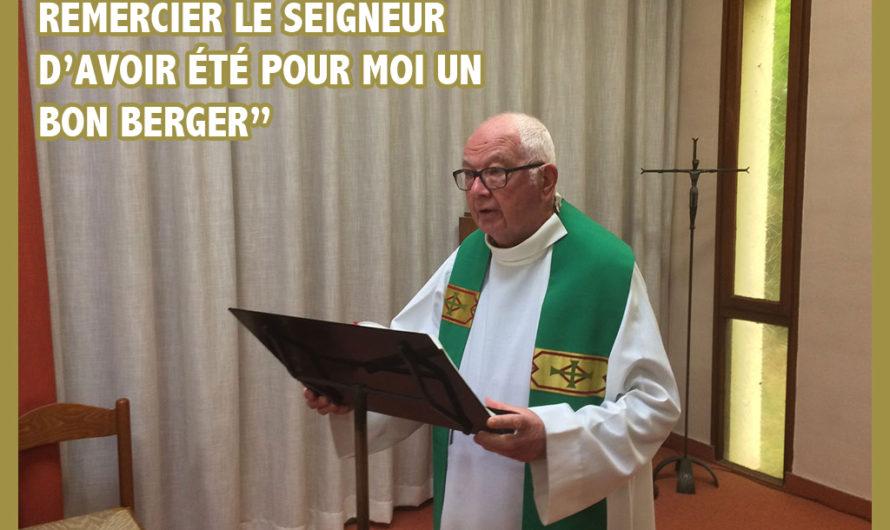 Michel, jubilaire – Cinquante ans de sacerdoce !
