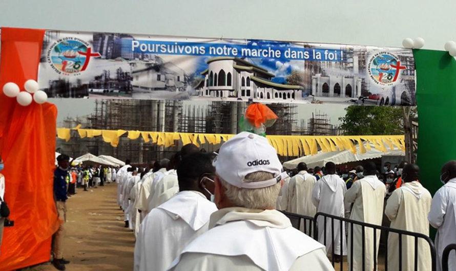 125 ans de l'Église en Côte-d'Ivoire