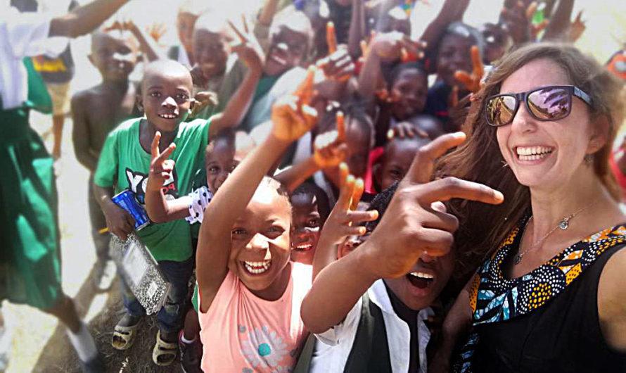Péripéties d'une volontaire éducatrice à Foya (Liberia)