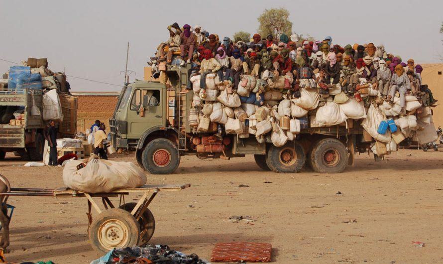 Pastorale des Migrants au Niger