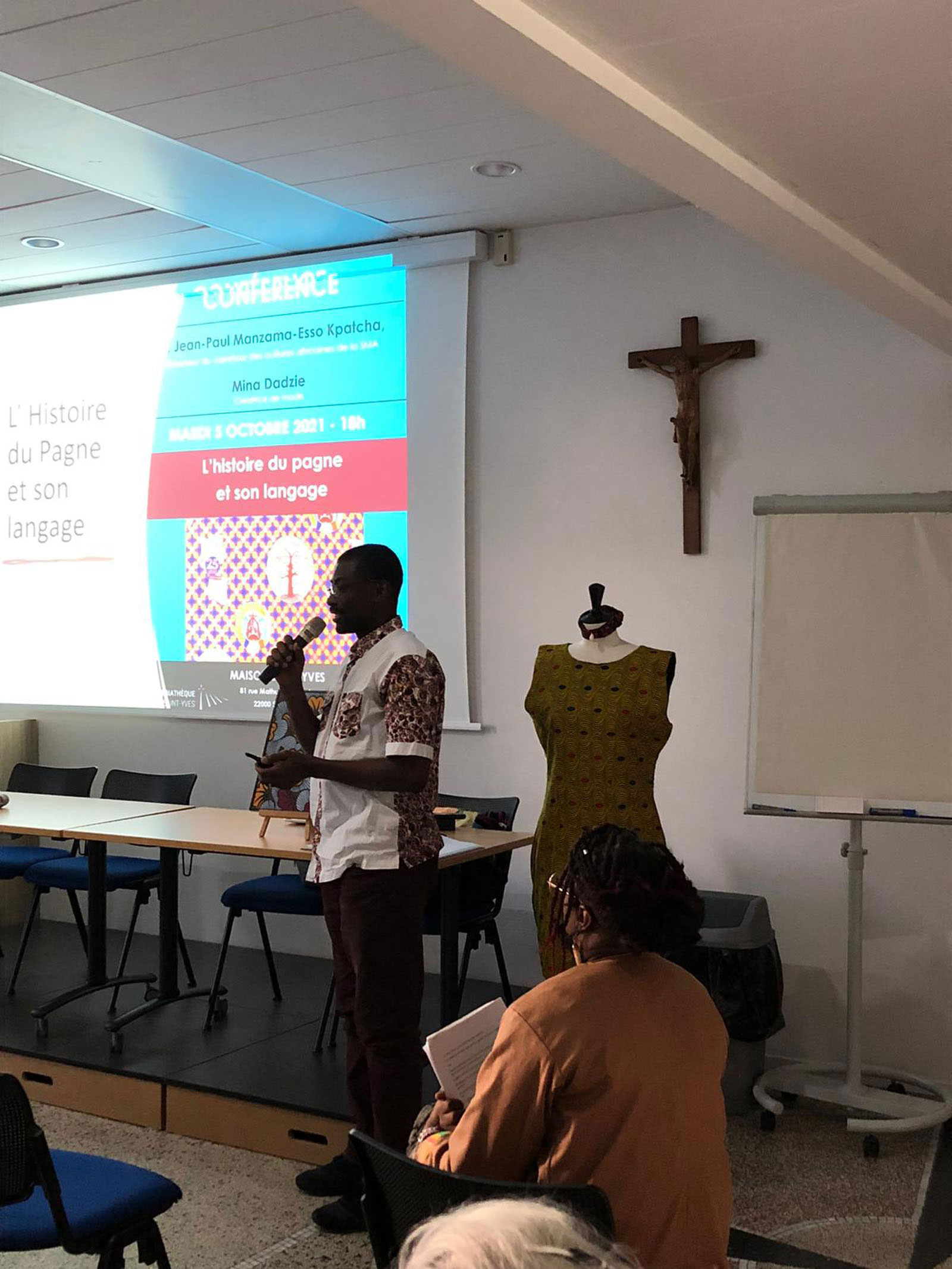 Conférence du Père Jean-Paul